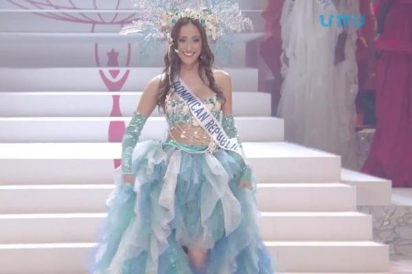 CLIP: Thùy Tiên bị loại cay đắng khỏi Top 15, Nhật Bản - Thái Lan - Philippines tiến xa Miss International 2018 - Hình 41