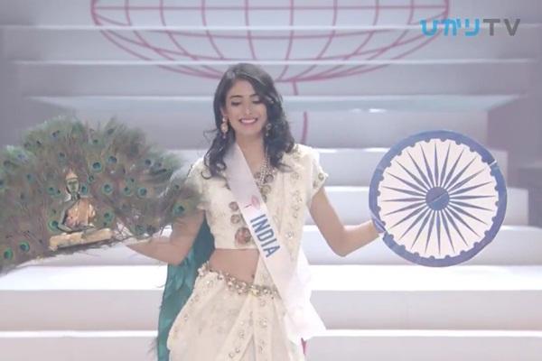 CLIP: Thùy Tiên bị loại cay đắng khỏi Top 15, Nhật Bản - Thái Lan - Philippines tiến xa Miss International 2018 - Hình 38