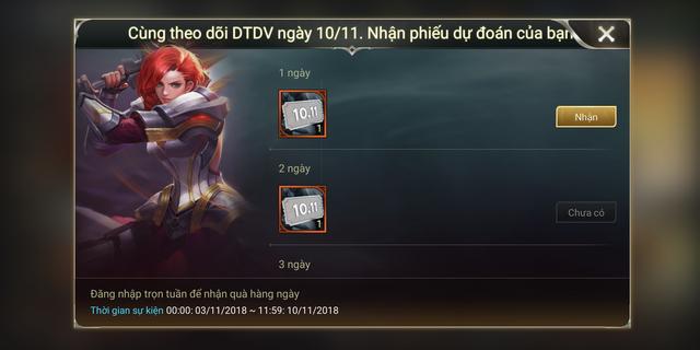 Liên Quân Mobile: Game thủ Việt có cơ hội sở hữu 5 tướng MVP vĩnh viễn - Hình 1