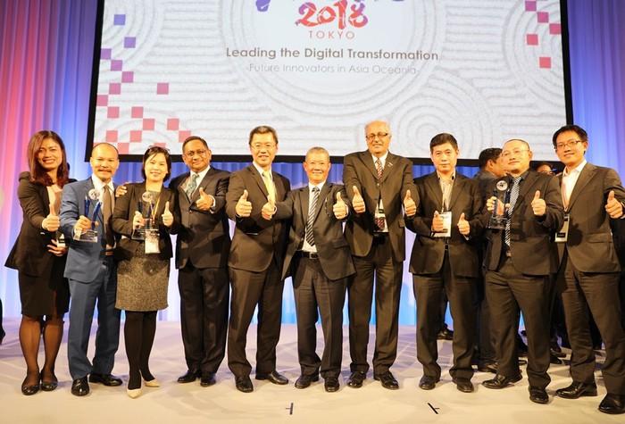 MISA là đại diện Việt Nam duy nhất nhận giải thưởng Doanh nghiệp ICT tiêu biểu ASOCIO 2018 - Hình 3