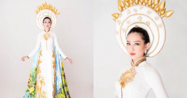 Thay đổi Quốc phục trong chung kết Miss International 2018, Thuỳ Tiên toả sáng đầy bất ngờ! - Hình 5