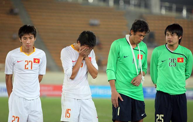 Trọng Hoàng tại AFF Cup 2018: Ngã ở đâu, đứng dậy tại đó - Hình 1