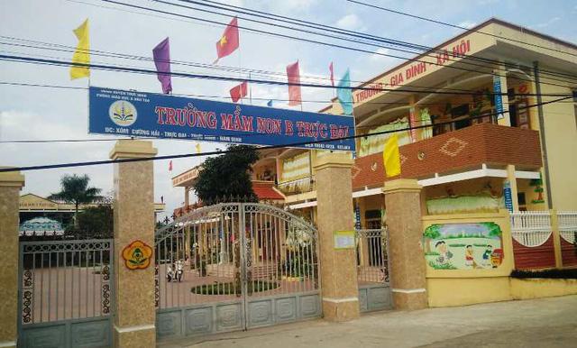 Nam Định: Vụ bé 4 tuổi bị buộc dây: Mong dư luận có cái nhìn vị tha, chia sẻ với giáo viên! - Hình 1