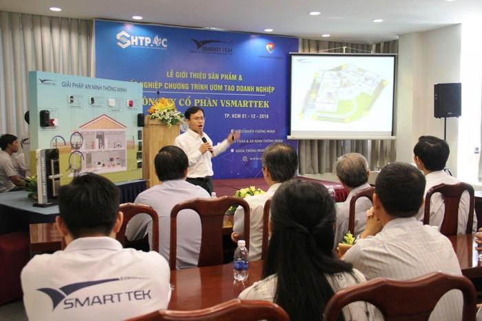 Vsmarttek và Landmark Holding hợp tác phát triển nhà thông minh - Hình 1