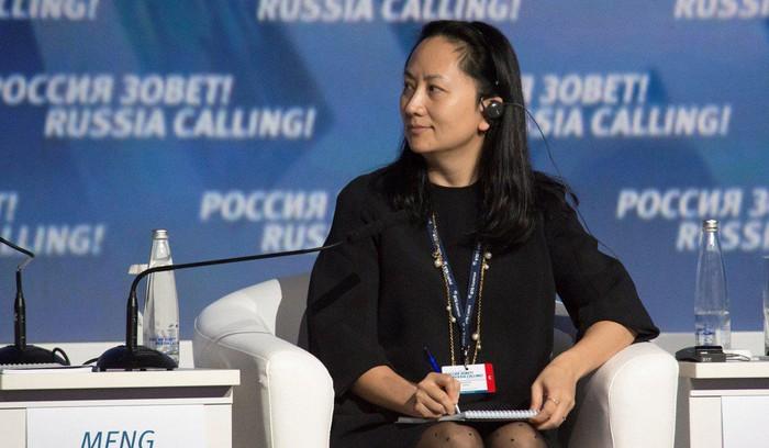 Công chúa Huawei bị bắt có đến 7 cuốn hộ chiếu - Hình 2