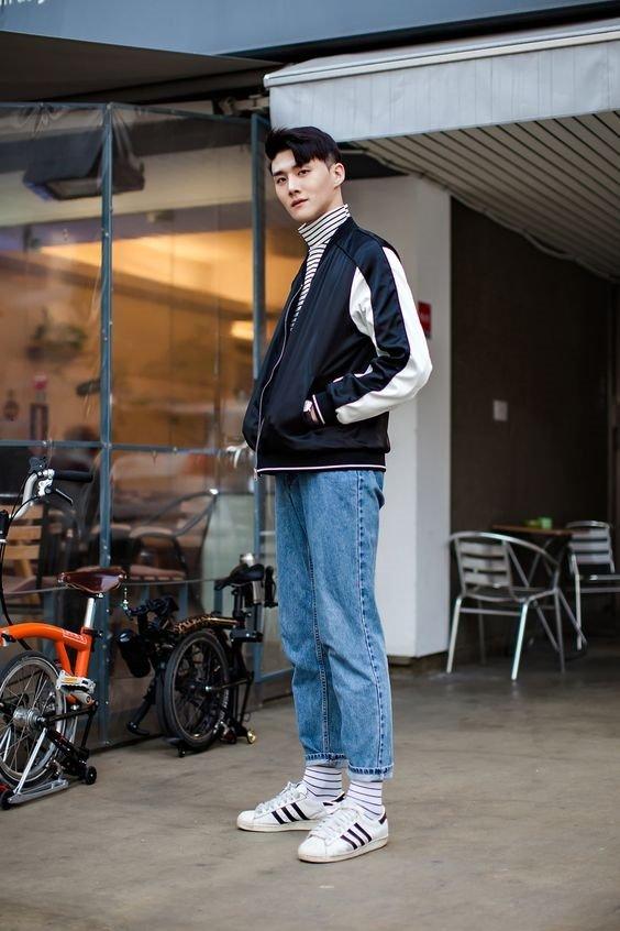 Dẫn đầu xu hướng  với quần jeans dành cho các quý ông - Thời trang