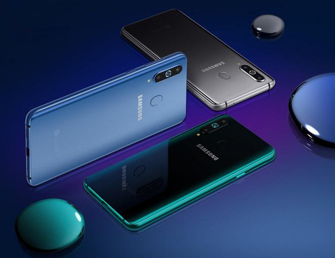 Samsung ra mắt Galaxy A8s : Smartphone màn hình đục lỗ đầu tiên trên thế giới, 3 camera sau, chip Snapdragon 710, loại bỏ jack 3.5mm - Hình 3