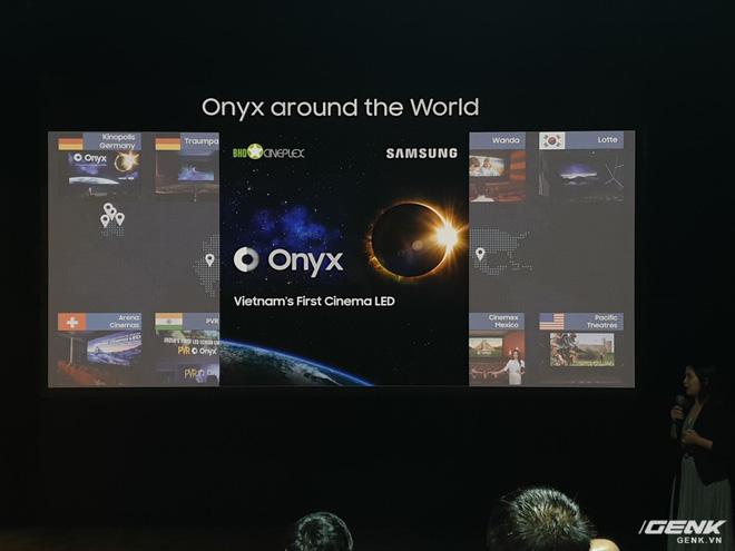 Samsung vừa giới thiệu công nghệ mới cho rạp chiếu phim tại Việt Nam: không cần máy chiếu nữa, hình ảnh nét hơn nhiều - Hình 1