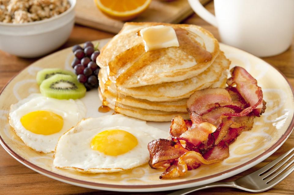 17 món ăn thế giới hay dùng cho bữa sáng - Hình 1