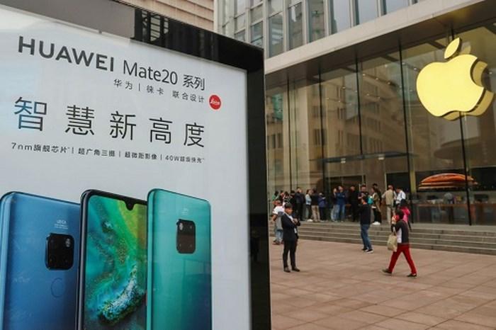 Trung Quốc tẩy chay hàng Mỹ sau vụ bắt giữ CEO Huawei - Hình 1