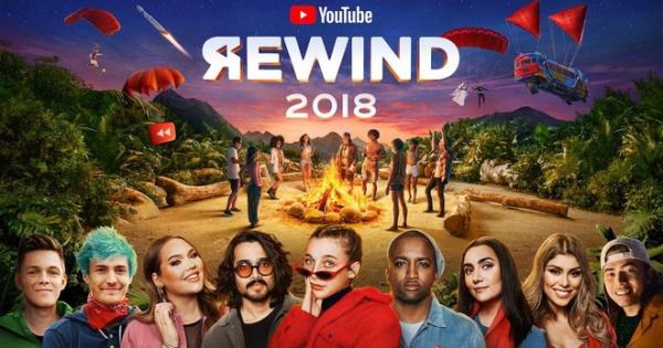 Tung video hoành tráng để tổng kết năm 2018, Youtube Rewind hứng trọn gạch đá với lượt dislike đạt con số kỷ lục - Hình 1