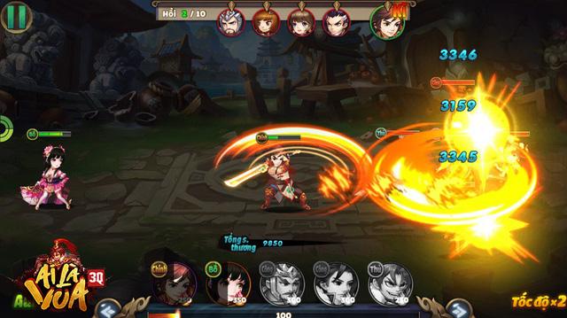 3Q Ai Là Vua đập tan định kiến game chiến thuật Tam Quốc là xấu bằng những màn phô diễn kỹ năng đẹp tuyệt vời - Hình 11