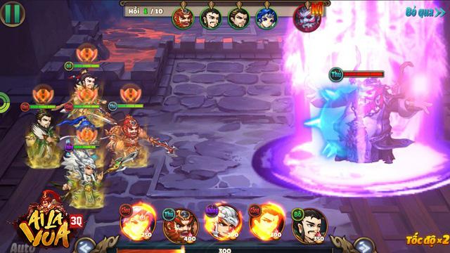 3Q Ai Là Vua đập tan định kiến game chiến thuật Tam Quốc là xấu bằng những màn phô diễn kỹ năng đẹp tuyệt vời - Hình 10