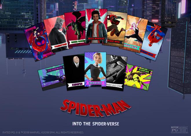 4 điểm sáng làm nên sức hấp dẫn không thể chối từ của Spider-Man: Into the Spider-Verse - Hình 3