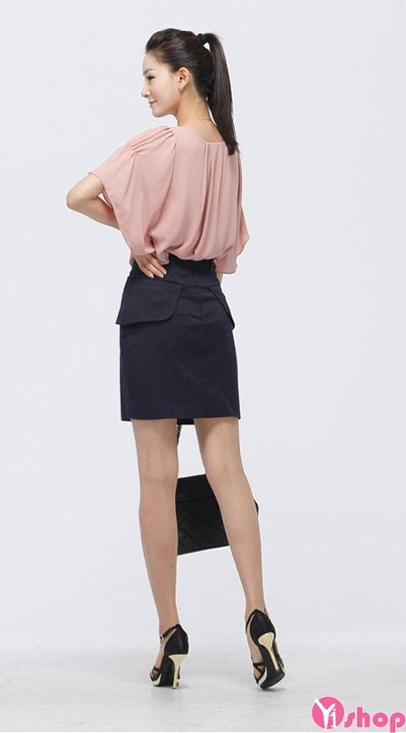 BST áo sơ mi nữ tay lỡ đẹp kiểu công sở phong cách cá tính - Hình 7