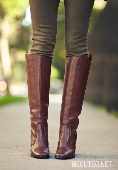 Cách chọn boots cho cô nàng chân ngắn cá tính - Hình 32