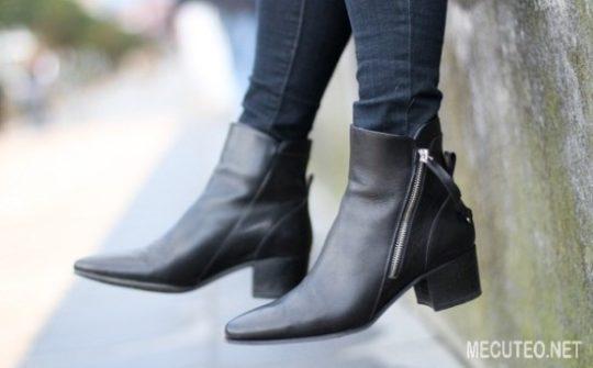 Cách chọn boots cho cô nàng chân ngắn cá tính - Hình 2