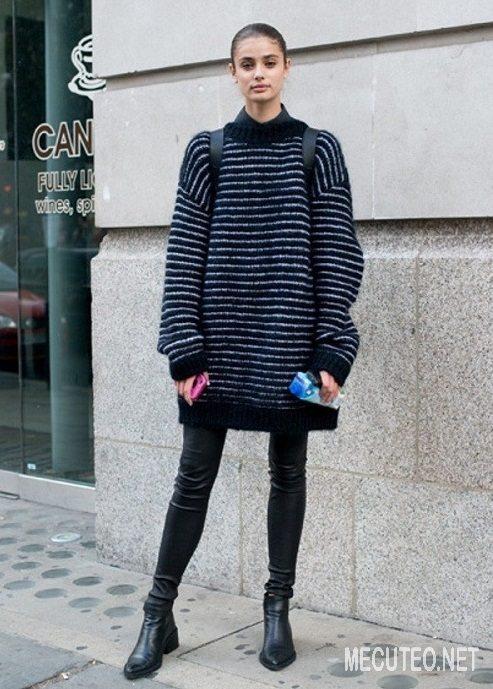 Cách chọn boots cho cô nàng chân ngắn cá tính - Hình 29