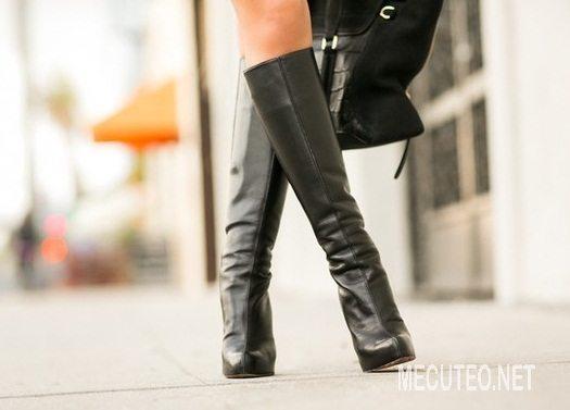 Cách chọn boots cho cô nàng chân ngắn cá tính - Hình 33