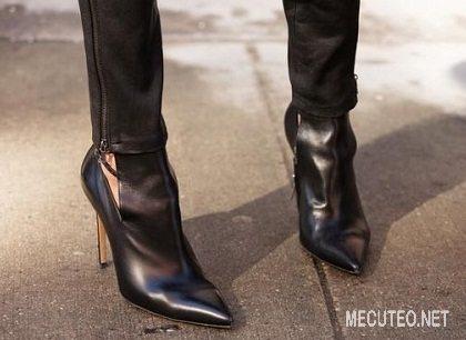 Cách chọn boots cho cô nàng chân ngắn cá tính - Hình 12
