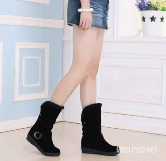 Cách chọn boots cho cô nàng chân ngắn cá tính - Hình 23