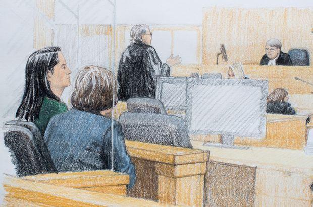 Canada mắc kẹt trong cuộc đấu trí' Mỹ-Trung sau vụ bắt giữ CFO Huawei - Hình 1