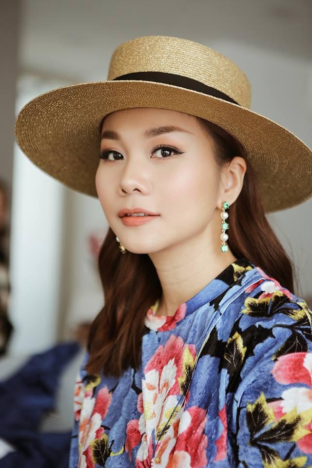 Chi Pu, Thanh Hằng và loạt mỹ nhân Việt đều mê mệt chiếc mũ bình dân này - Hình 5