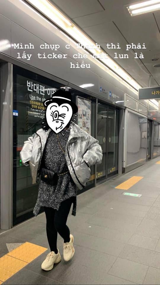 Diệu Nhi rủ Sĩ Thanh và Yaya Trương Nhi cùng nhau quẩy banh nóc tại Hàn Quốc - Hình 7