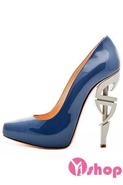 Giày cao gót đẹp độc đáo cho nàng công sở - Hình 5