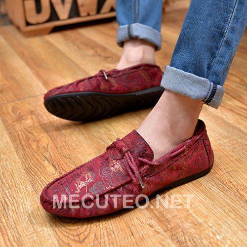 Giày lười nam phong cách Hàn Quốc đẹp nhất cho chàng trai trẻ trung cá tính - Hình 2