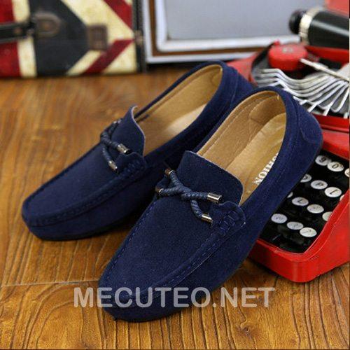 Giày lười nam phong cách Hàn Quốc đẹp nhất cho chàng trai trẻ trung cá tính - Hình 9