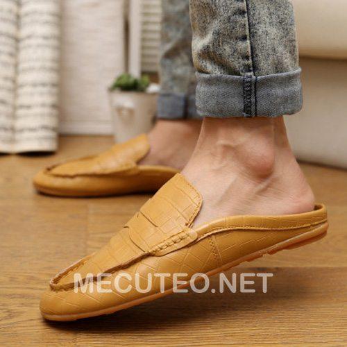 Giày lười nam phong cách Hàn Quốc đẹp nhất cho chàng trai trẻ trung cá tính - Hình 14