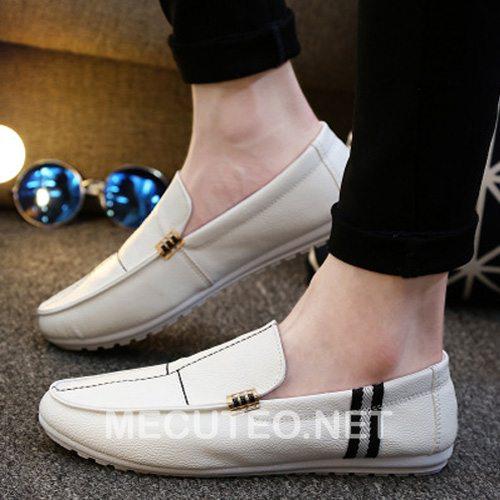 Giày lười nam phong cách Hàn Quốc đẹp nhất cho chàng trai trẻ trung cá tính - Hình 6