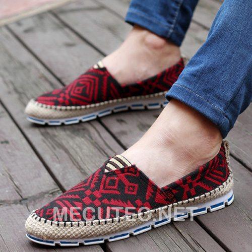 Giày lười nam phong cách Hàn Quốc đẹp nhất cho chàng trai trẻ trung cá tính - Hình 7