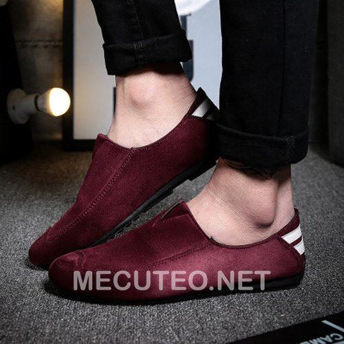 Giày lười nam phong cách Hàn Quốc đẹp nhất cho chàng trai trẻ trung cá tính - Hình 12