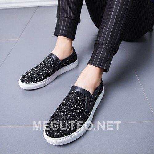 Giày lười nam phong cách Hàn Quốc đẹp nhất cho chàng trai trẻ trung cá tính - Hình 1