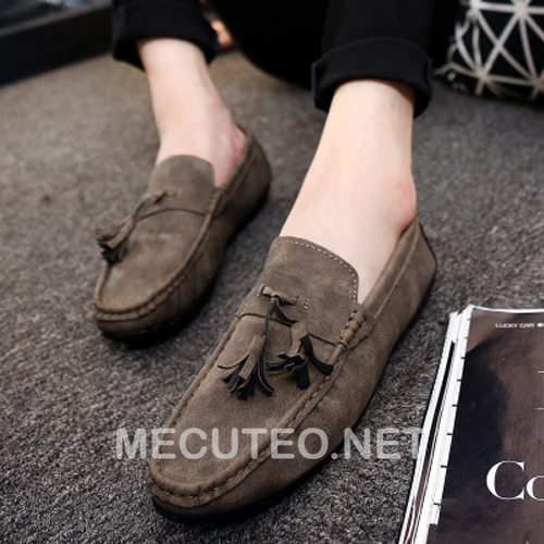 Giày lười nam phong cách Hàn Quốc đẹp nhất cho chàng trai trẻ trung cá tính - Hình 13
