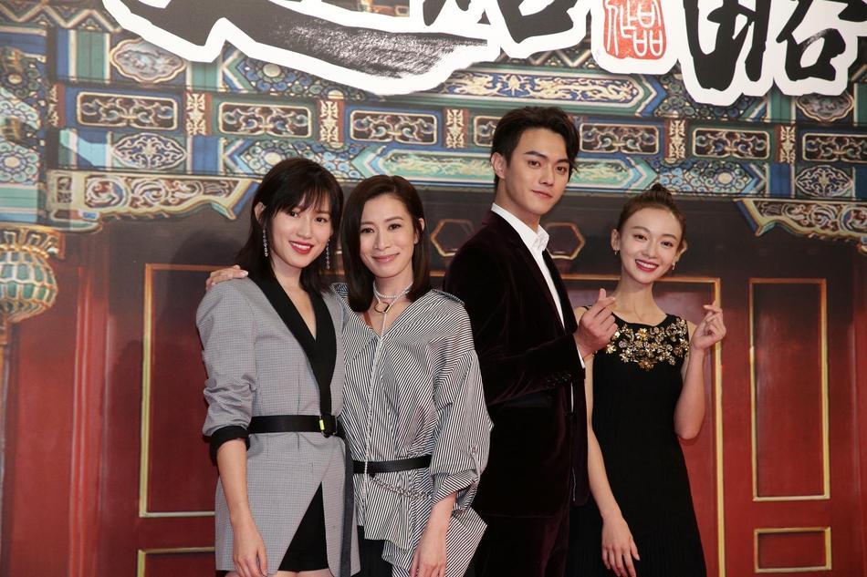 Hai chị đại thành công nhất của TVB: Đã ngoại tứ tuần vẫn miệt mài đóng phim và dự sự kiện - Hình 5