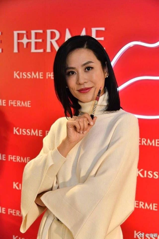 Hai chị đại thành công nhất của TVB: Đã ngoại tứ tuần vẫn miệt mài đóng phim và dự sự kiện - Hình 7