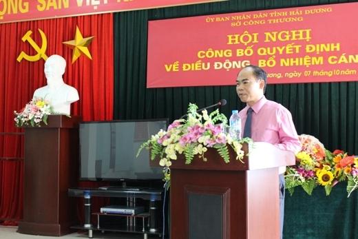 Hai Giám đốc Sở ở Hải Dương nhận nhiều phiếu tín nhiệm thấp nhất - Hình 1
