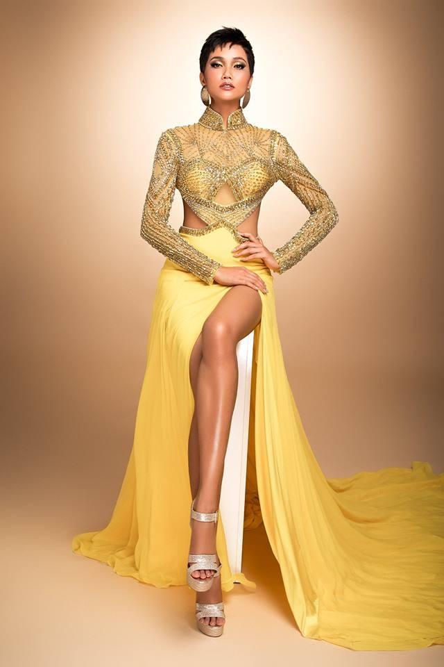 Hé lộ 3 chiếc đầm sẽ chinh chiến cùng H'Hen Niê tại Evening Gown - Miss Universe 2018? - Hình 1