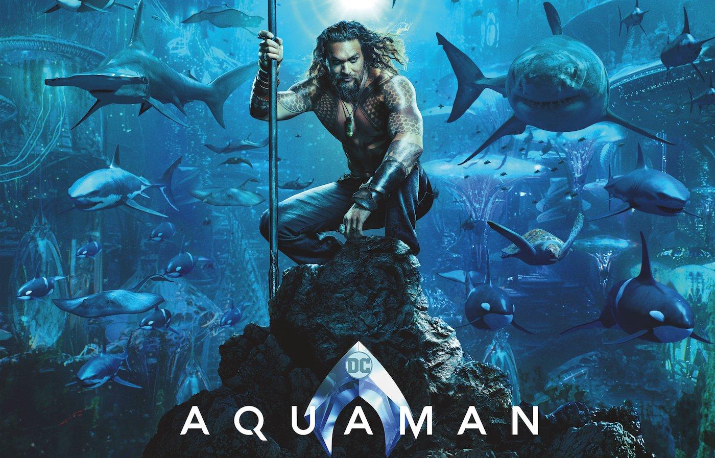 Jason Momoa: Hóa thân hoàn hảo của vua đại dương Aquaman trong bom tấn siêu anh hùng Aquaman: Đế Vương Atlantis - Hình 8