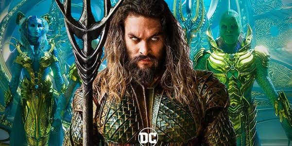 Jason Momoa: Hóa thân hoàn hảo của vua đại dương Aquaman trong bom tấn siêu anh hùng Aquaman: Đế Vương Atlantis - Hình 1