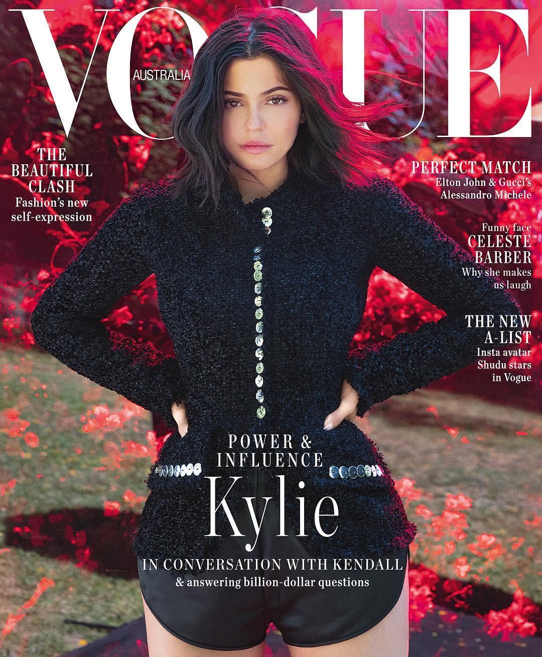 Kylie Jenner - ngôi sao quyền lực và gợi cảm nhất mạng xã hội 2018 - Hình 9