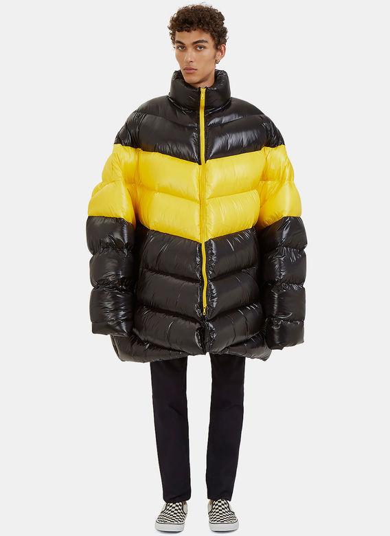 Mùa Đông không lạnh với áo khoác phong cách quấn chăn lăn ra đường - Hình 9