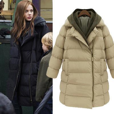 Mùa Đông không lạnh với áo khoác phong cách quấn chăn lăn ra đường - Hình 8