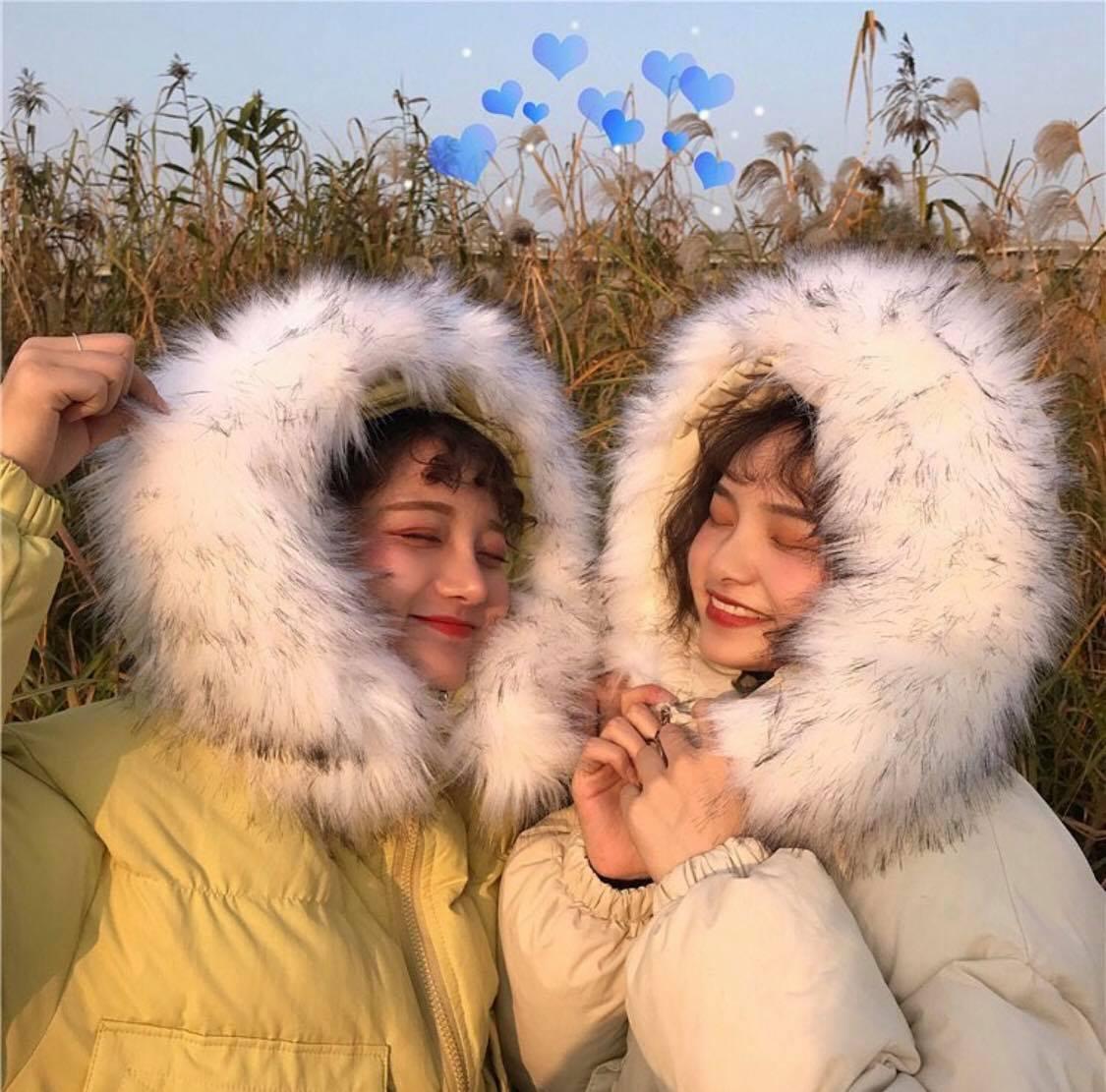Mùa Đông không lạnh với áo khoác phong cách quấn chăn lăn ra đường - Hình 1