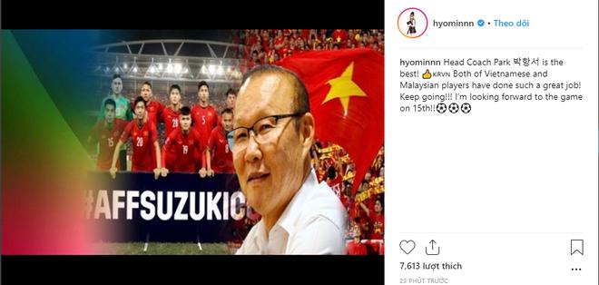 Người hâm mộ trên toàn Thế giới đồng lòng cổ vũ Việt Nam lên ngôi vô địch AFF Cup 2018 - Hình 2