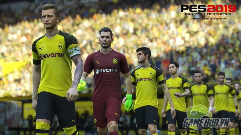 Siêu phẩm bóng đá PES 2019 sắp tung phiên bản miễn phí - Hình 3