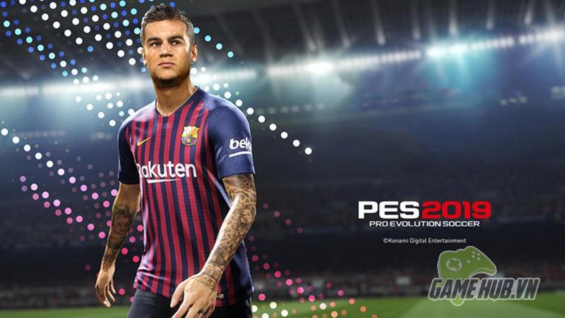 Siêu phẩm bóng đá PES 2019 sắp tung phiên bản miễn phí - Hình 1